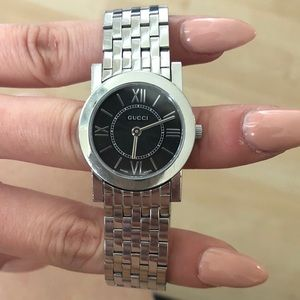 GUCCI 5200 L.1 Stainless Steel Watch